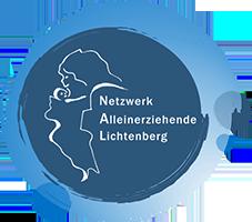 Logo Netzwerk Alleinerziehende Lichtenberg